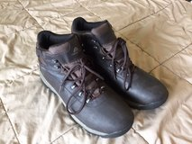 Ozark Trail Men's Leather Hiking Boots in Okinawa, Japan