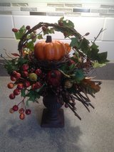 Fall Centerpiece in St. Charles, Illinois