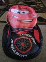 Lightening McQueen Bean Bag Chair in Alamogordo, New Mexico