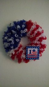 Americana Wreath/ Handmade/ Beautiful in Travis AFB, California