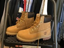 Kids Timberland's - Junior Size 3.5 in MacDill AFB, FL