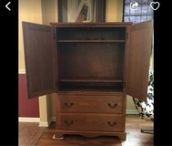 TV Cabinet/Armoire with drawers in Oswego, Illinois