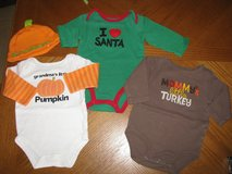Baby Clothes-Holiday Set in Lockport, Illinois