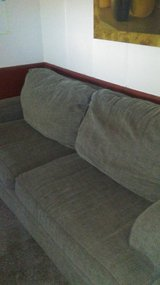 Oversized couch and chair/ price drop in 29 Palms, California