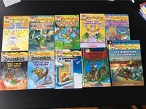 Lot of Geronimo Stilton books in Joliet, Illinois