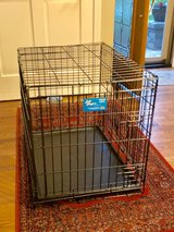 Double door pet crate in Bolingbrook, Illinois