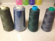 Serger Thread Cones in Okinawa, Japan