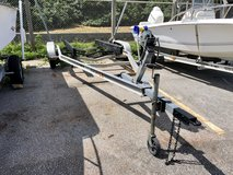 Boat Trailer by Magic Tilt 26 feet double axle in Okinawa, Japan