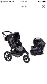 New bob travel system in Beaufort, South Carolina