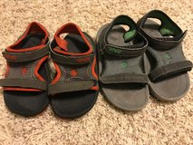 Toddler Boys Teva sandals - size 8 and 9 in Chicago, Illinois