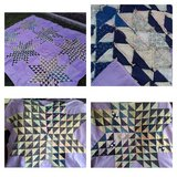 Hand Stitched Quilt Top*Lot 1 of 5 in Orland Park, Illinois