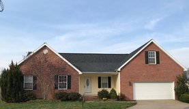 Gorgeous 3 bed 2.5 bath 2100 sq ft  with bonus room Eagles Cove Subdivision in Hopkinsville, Kentucky