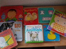 8 Baby books in Ramstein, Germany