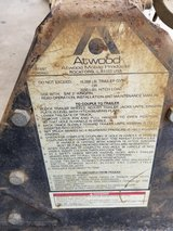 Atwood 5th wheel hitch in Yucca Valley, California