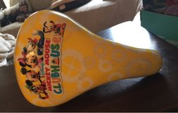 Mickey Mouse Clubhouse Bike Seat in Oswego, Illinois