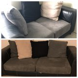 Couch set in Fort Hood, Texas