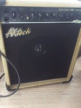 Dual voltage guitar amp Axtech in Ramstein, Germany