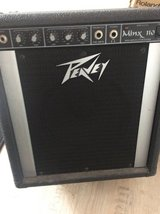 Peavy 110 volt amp/US specs. for guitar in Ramstein, Germany