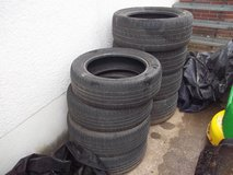 Tires in Ramstein, Germany