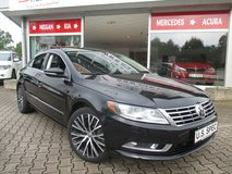'14 VW CC VR6 AWD EXECUTIVE in Spangdahlem, Germany