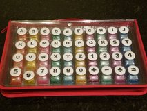 Paper Punch Set 40 Letter Punches in Chicago, Illinois