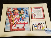 """Disney """"Play Time"""" Lithograph Print in Chicago, Illinois"""