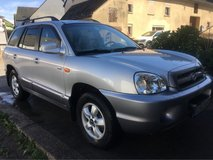 Hyundai Santa Fe 2.0 crdi  4x4. Low Miles 83K in Ramstein, Germany