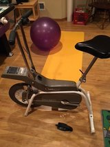 stationary bike weighted wheel in Plainfield, Illinois