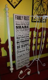 Family Rules lot in Spring, Texas