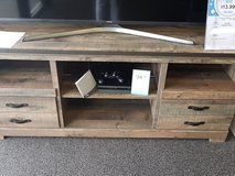"""63"""" TV stand & PS4 in Fort Polk, Louisiana"""