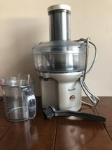 Breville juicer in Chicago, Illinois