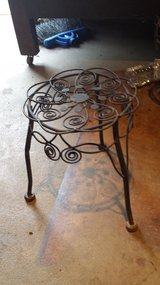 Antique plant stands in Pasadena, Texas