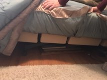 Customatic Privia Adjustable Twin Bed Base, gently used - New Lower Price! in Bartlett, Illinois
