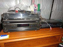 Turntable & CD player in Plainfield, Illinois