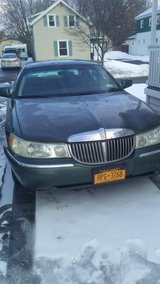 1998 Lincoln Town car in Fort Drum, New York