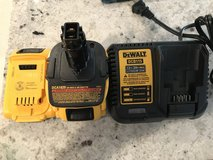 Dewalt batteries and charger in Macon, Georgia