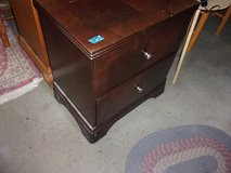 Ashley Two Drawer End Table in Fort Riley, Kansas