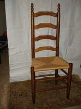 Antique LADDERBACK Chair in Bolingbrook, Illinois