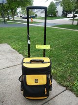 Cooler on wheels in Naperville. in Naperville, Illinois