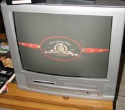 """Magnavox 24"""" Color  TV/DVD/VCR MWC24T5 in Baytown, Texas"""
