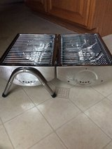 Stainless Steel 2 way Grill in Chicago, Illinois