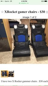 X-Rocker Chairs $30 each in Chicago, Illinois