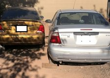 Pair of Ford Focus's 2005 and 2004 in Alamogordo, New Mexico