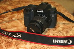 Canon 50D digital camera with Canon 18-55 MM IS II stabilized lens - $400 (Lockport/Homer Glen) in Orland Park, Illinois