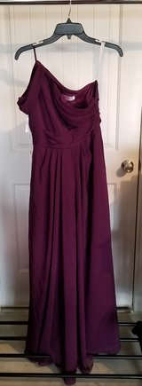 Purchased as a Bridesmaid Dress in Fort Hood, Texas