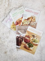 Pampered Chef Season's Best Cookbooks in Lawton, Oklahoma