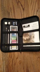 Artist's Soft Pastels set in carry case - new in Fort Polk, Louisiana