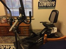 Proform Elliptical and Recumbent Bike (Barely Used) in Alamogordo, New Mexico