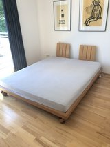 Möller Design bed in Ramstein, Germany