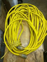20A Heavy Duty Yellow Jacket 100' Extension Cord with Adapter Cord in Camp Lejeune, North Carolina